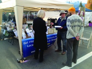 Click Here to See Big Photo of the StreetFair Booth